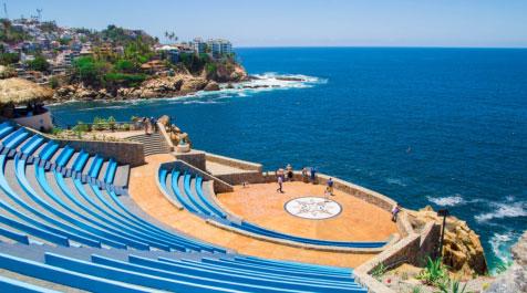 Sinfonía del Mar en Acapulco