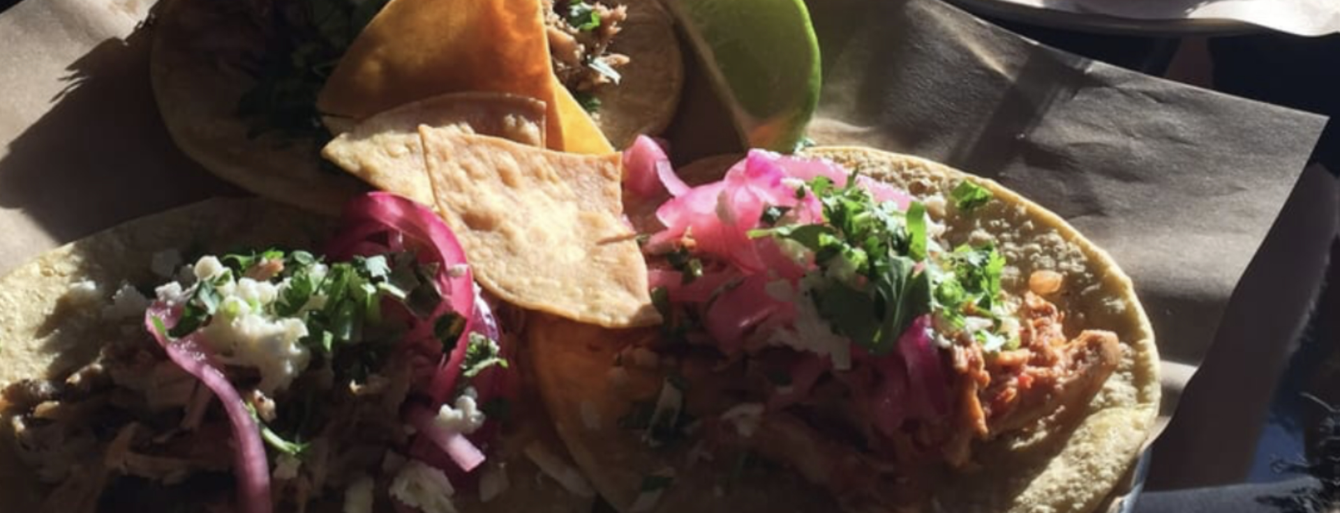 taco traditional mexican food